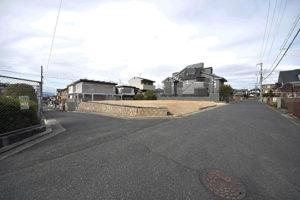 広島市南区向洋新町3丁目注文住宅用土地の外観画像