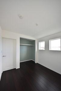 広島市佐伯区千同注文住宅完成の2階洋室A2018.0825