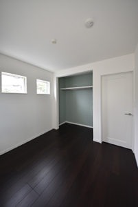 広島市佐伯区千同注文住宅完成の2階洋室B2018.0825