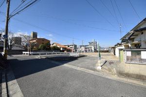 戸坂山根1丁目の買取土地写真2